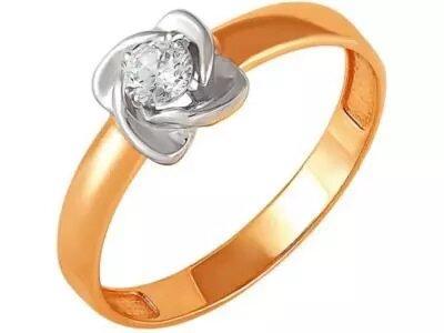 Золотое кольцо РусГолдАрт 1259107_1_1_1_165