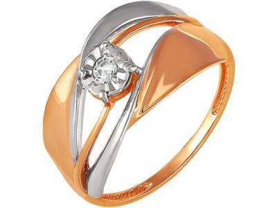Золотое кольцо РусГолдАрт 1252303_1_5_1_17