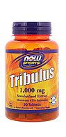 Now Foods,Трибулус, 1000 мг, 90 таблеток.