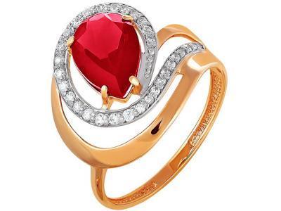 Золотое кольцо РусГолдАрт 1244607_1_16_1_175