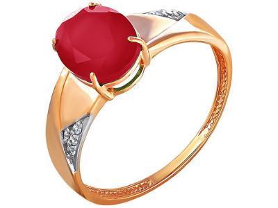 Золотое кольцо РусГолдАрт 1237507_1_16_1_17