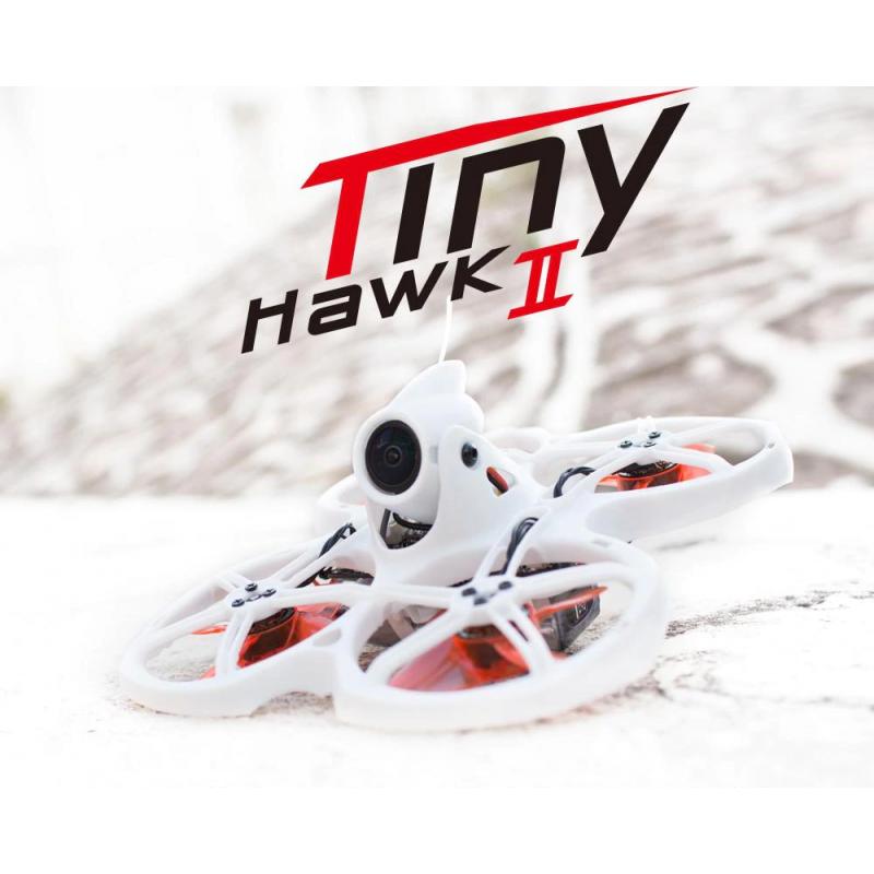 Гоночный FPV квадрокоптер Emax Tinyhawk II - фото 1