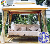 """Комплект ткани (крыша + шторы) для Качели с шатром """"Мотивы отдыха"""", фото 1"""