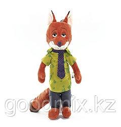 Мягкая игрушка Лис Ник Уайлд (Зверополис) 55 см