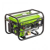 Генератор бензиновый БС-2500, 2,2 кВт, 230В, 4-х такт., 15 л, ручной стартер// Сибртех, фото 1