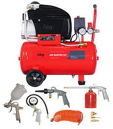 Оборудование компрессорное и пневмоинструмент