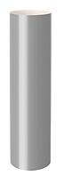 ТРУБА ВОДОСТОЧНАЯ диам. 100 мм  длина 3000 мм RAINWAY Серая, фото 1