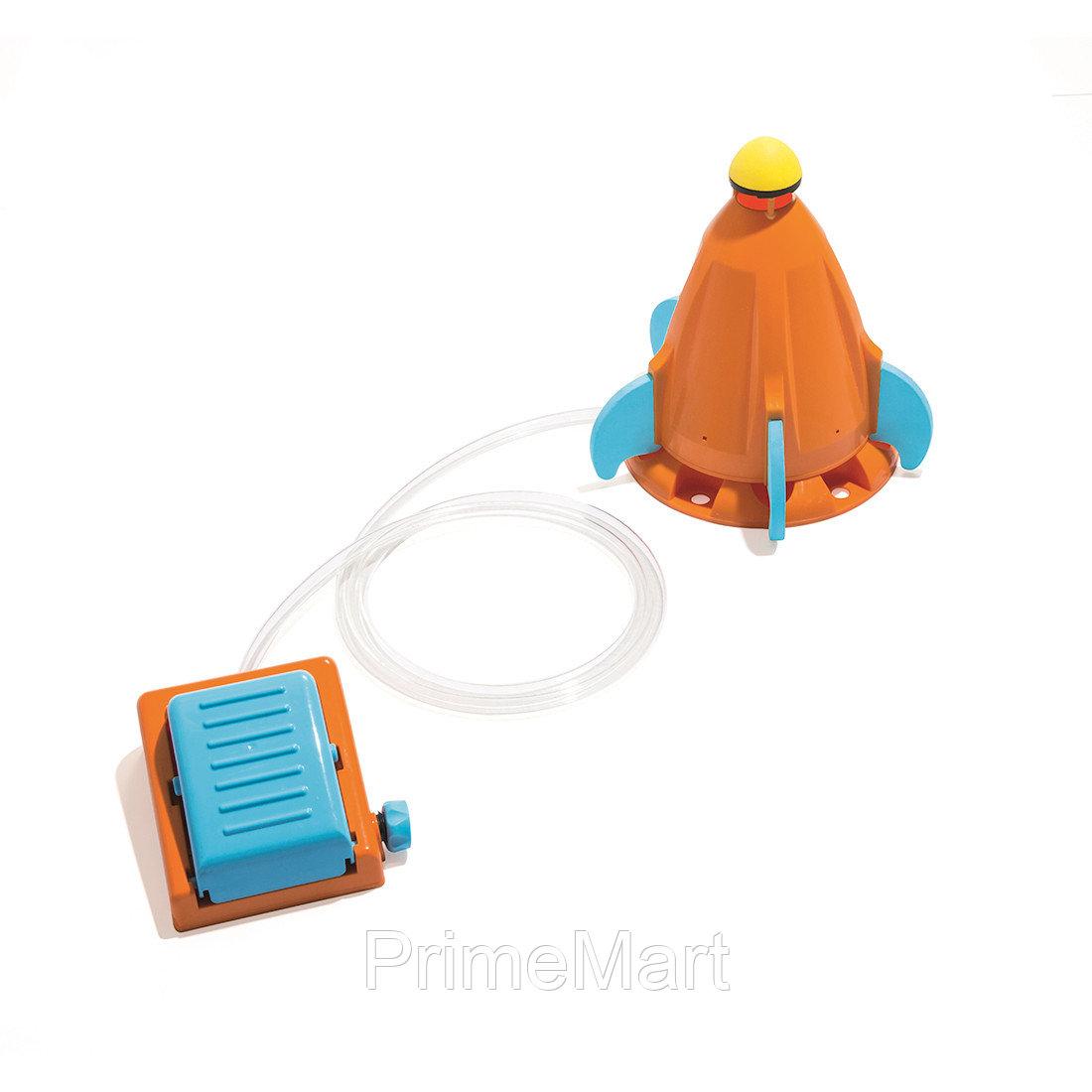 Водная игрушка Xtreme Rocket Blaster, BESTWAY, 52257, Винил, Оранжевая, Цветная коробка