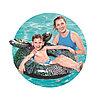 Круг для плавания Predator 91 см, BESTWAY, 36122, Винил, 10+, Оригинальной формы, Цвета в ассортименте (Тигр/Крокодил), Цветная коробка, фото 3