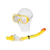 Набор для плавания Wave Rider Swim Set 8+, INTEX, 55647, В наборе: 55978 - Маска для плавания Wave Rider с поликарбонатными линзами, 55928 - Трубка