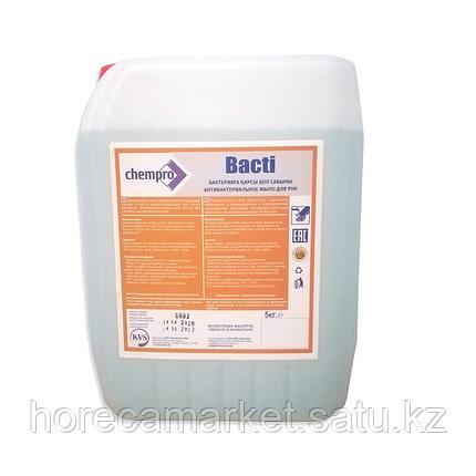 Жидкое мыло Сhempro Bacti 5л, фото 2