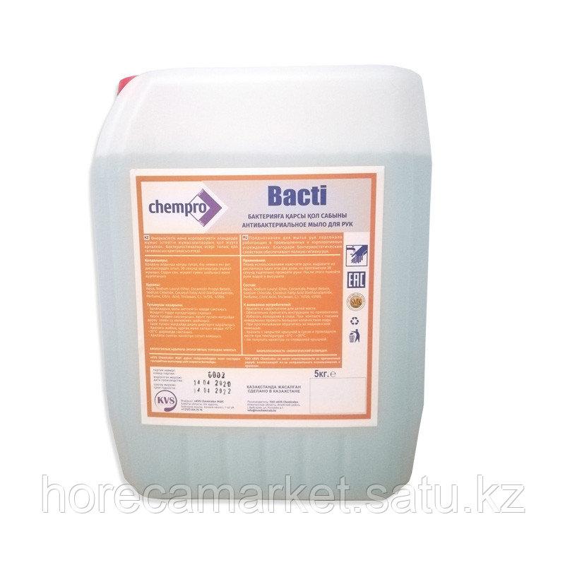Жидкое мыло Сhempro Bacti 5л