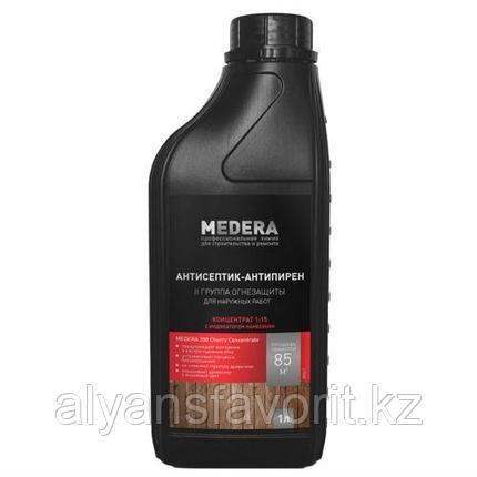 MEDERA 200 - Cherry- пропитка огнебиозащита для древесины II гр. 1 литр., фото 2