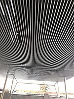 Реечные потолки / Модель V-45