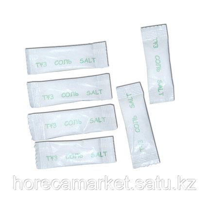 Соль в пакетике 2x5 см (500 шт), фото 2