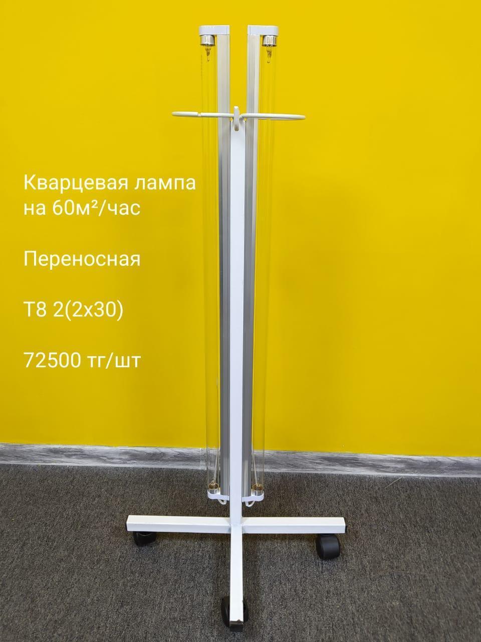 Кварцевая лампа, переносная бактерицидная лампа, ультрафиолетовая лампа для обеззараживания воздуха