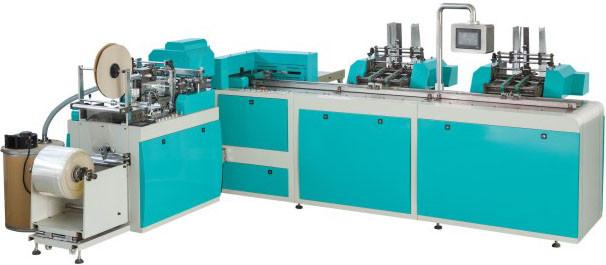 BAG-SEALER 150 автомат для вкладки карт, книг и т.п. в пластиковые конверты с клеевой застежкой