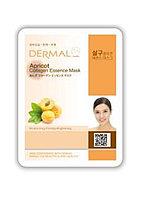 Dermal Apricot Collagen Essence Mask Тканевая маска на основе эссенции плодов абрикоса и коллагена