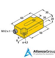 Инклинометр TURCK B2N85H-Q20L60-2LU3-H1151