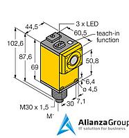 Ультразвуковой датчик TURCK Q45ULIU64ACRQ6