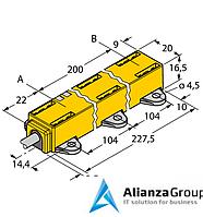 Датчик линейных перемещений TURCK LI200P1-Q17LM1-LIU5X2