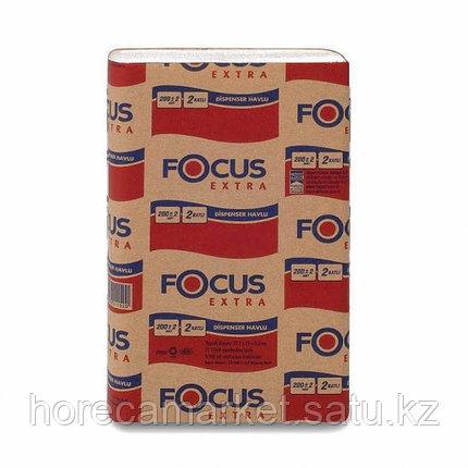 Бум.полотенце Focus Extra Z-сложения 12x200, фото 2