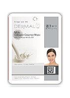 Dermal Milk Collagen Essence Mask Тканевая маска на основе эссенции молока и коллагена
