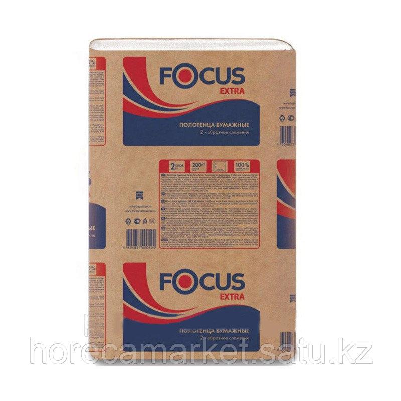 Бум.полотенце Focus Extra Z-сложения 20x200