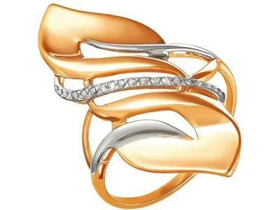 Золотое кольцо РусГолдАрт 1213607_1_1_1_175