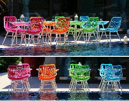Мебель из Ротанга плетенная, фото 3
