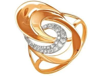 Золотое кольцо РусГолдАрт 1213407_1_1_1_175