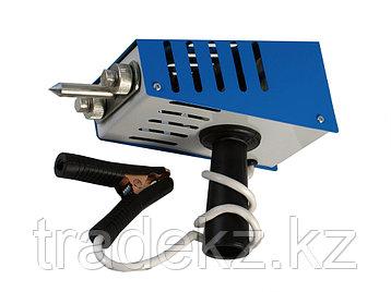 Нагрузочная вилка НВ-04 тип А для проверки АКБ, электронная, 30-115А, 0-3В, фото 2