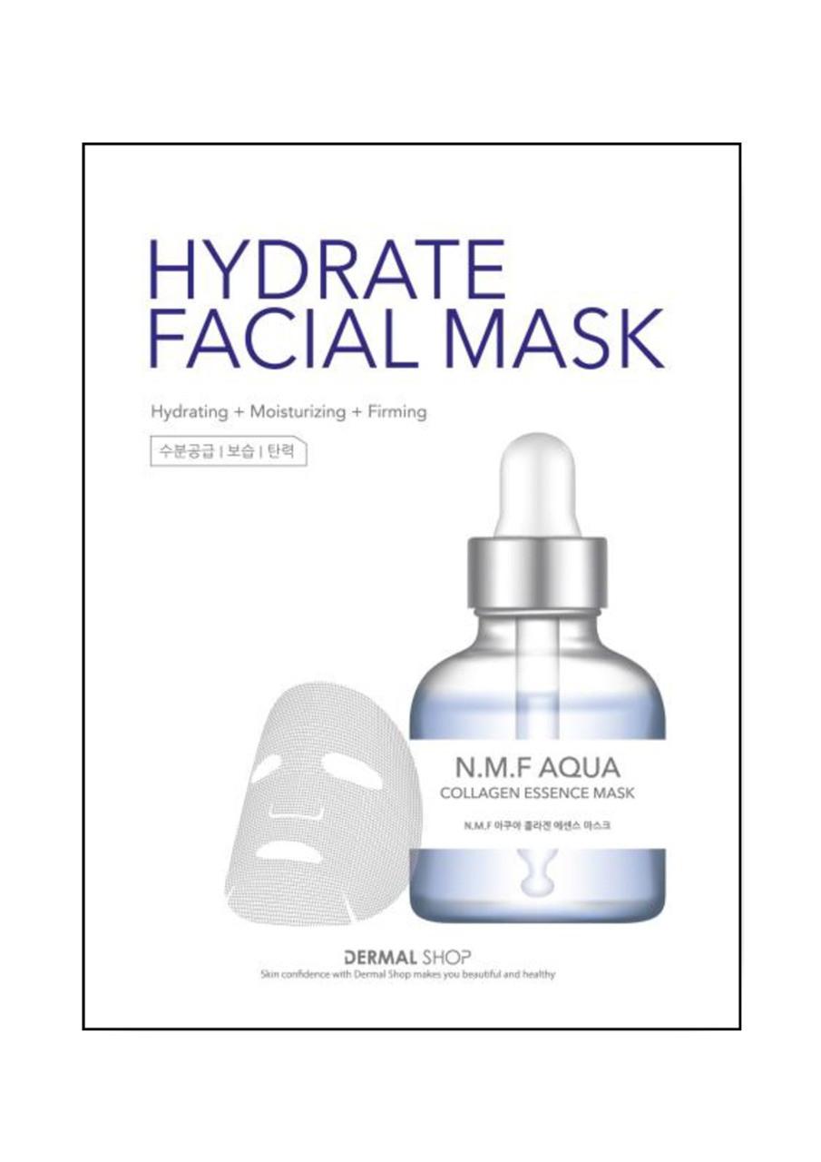 Dermal Shop NMF Aqua Hydrate Facial Mask Тканевая маска на основе комплекса NMF (Natural Moisturizing Factor,