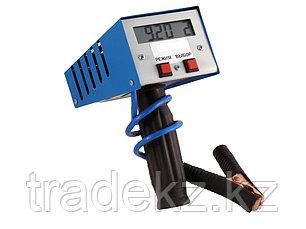 Нагрузочная вилка НВ-04 тип Б для проверки АКБ, электронная, 60-230А, 0-3В, фото 2