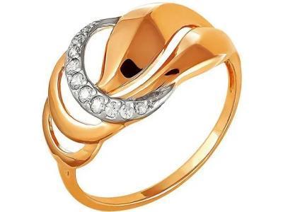 Золотое кольцо РусГолдАрт 1213307_1_1_1_175