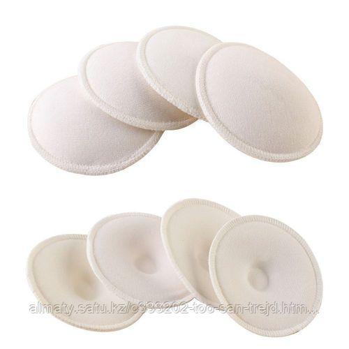 Многоразовые вкладыши для груди ( 2 шт)