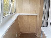 Обшивка и утепление балконов под ключ. Остекление и переостекление на двойные и тройные стеклопакет