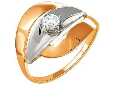 Золотое кольцо РусГолдАрт 1212307_1_1_1_18
