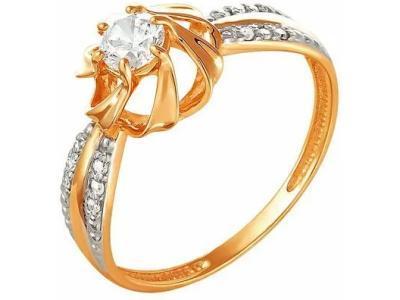 Золотое кольцо РусГолдАрт 1203207_1_1_1_165
