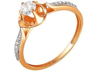 Золотое кольцо РусГолдАрт 1199207_1_1_1_16