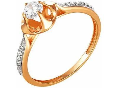 Золотое кольцо РусГолдАрт 1199207_1_1_1_165