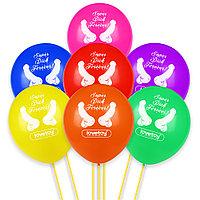 Воздушные шарики Super Dick Forever (с фаллосами) 7 шт.