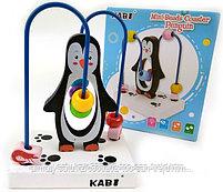 """Пальчиковый лабиринт """"Пингвин"""", фото 3"""