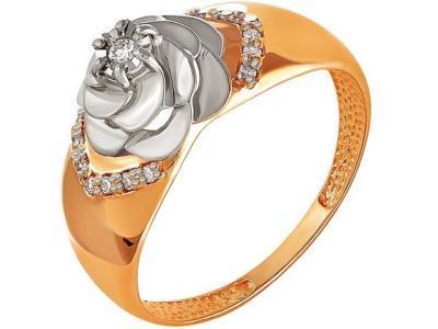 Золотое кольцо РусГолдАрт 1125313_1_5_1_185