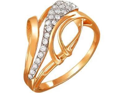 Золотое кольцо РусГолдАрт 1125307_1_1_1_175
