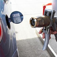 Топливный газ для автомобиля