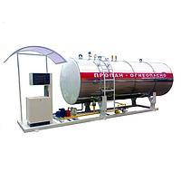 Автомобильный топливный газ