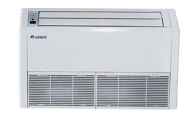 Напольно-потолочный кондиционер Gree-42 GU125ZD/A1-K/GU125W/A1-M