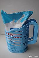 Держатель для пакета молока 1 л, фото 2