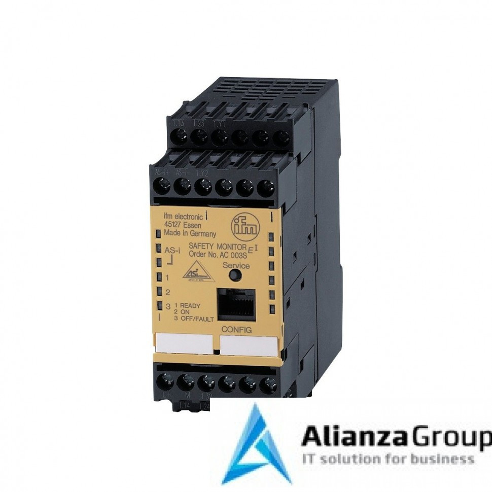 Монитор безопасности AS-i IFM Electronic AC032S